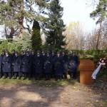 Feierliches Gedenken zum Volkstrauertag in Leimen, Nußloch und Sandhausen
