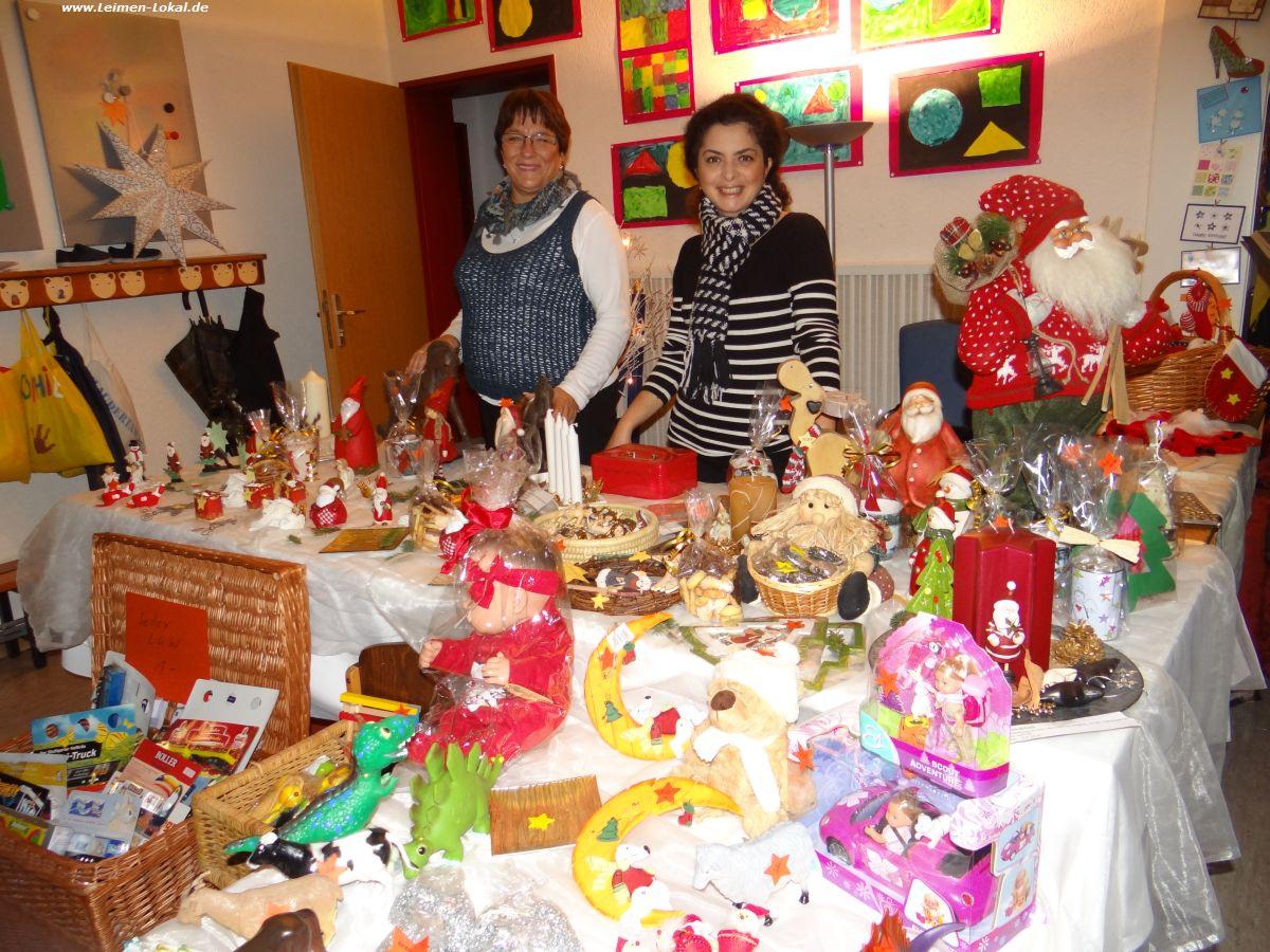 winterlicher weihnachtsmarkt mit kettens gen k nstler in gauangelloch leimen lokal leimen lokal. Black Bedroom Furniture Sets. Home Design Ideas