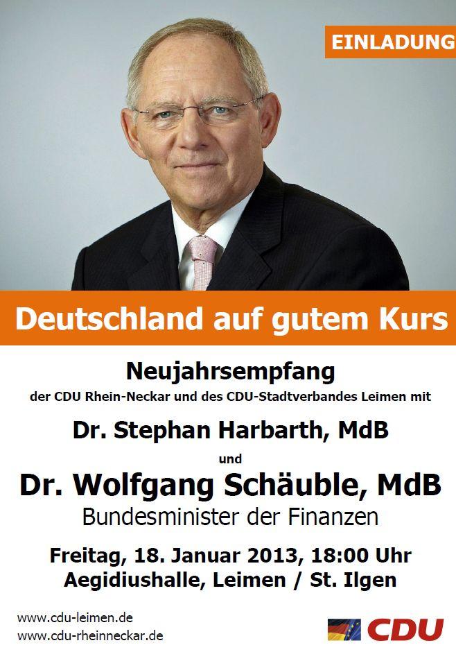 024 - Schäuble Plakat