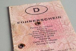 031 - Führerschein
