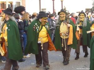 033 - Nussloch Umzug Karneval Fasnacht