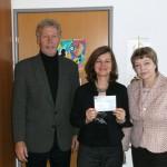 Lions Club Leimen spendet 1.000 Euro der Lindenschule Nußloch