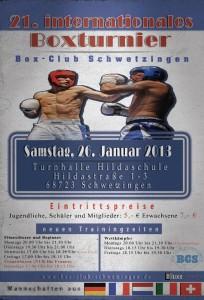 045 - Boxen Schwetzingen