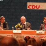 CDU-Neujahrsempfang – Wolfgang Schäuble betonte guten Kurs Deutschlands