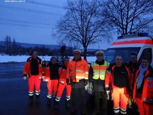 Unser Team und die Ordnungskräfte
