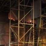 Großbrand in Malscher Ziegelei – Über 200 Feuerwehrleute im Einsatz – B3 gesperrt