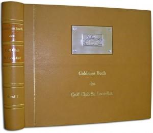 123 - Goldenes Buch