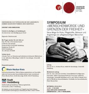 135 - Symposium 1