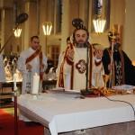 Syrisch-Orthodoxer Erzbischof zu Gast bei der aramäischen Gemeinde Leimen