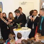 Elisabeth-Ding Kindergarten feiert Erweiterung um zwei 10er Krabbelgruppen