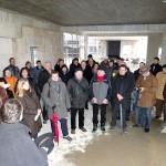 Richtfest im neuen Ludwig-Uhland-Haus für zehn U3 Krabbelgruppen