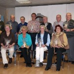 TSV-Wanderer Gauangelloch feierten