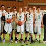 Basketball: KuSG Landesliga Herren steigen als Meister in die Oberliga auf