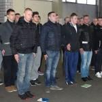 Leimens Bundeswehr-Patenbataillon: Neue Rekruten beginnen Grundausbildung