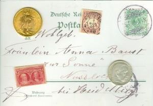 309 - Briefmarken