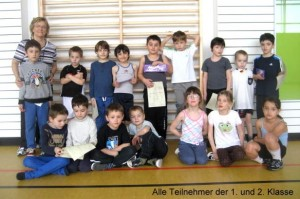 314 - Tennisturnier GA 4