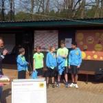 Tennis-Club Sandhausen feiert sonnige Saisoneröffnung