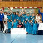 SG Nußloch Handball – Männliche D-Jugend wird Kreismeister
