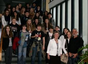 359 - Französische Schüler in SA