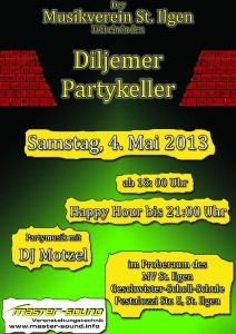 403 - Diljemer Partykeller 2013
