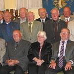 Bis zu 60 Jahre Mitglied – Großer Ehrungsabend bei der Liedertafel