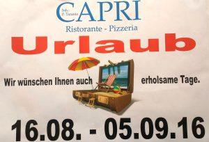 7745 Capri Urlaub