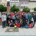 DLRG und Jugendfeuerwehr zu Gast bei Freunden – Jugendzeltlager 2013