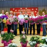 Feierlicher Festakt zum 25-jährigen Bestehens des Vereins für Gesundheitssport