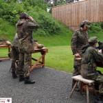 Bundeswehr-Grundi: Die Rekruten unserer Patenkompanie nach 50 Tagen
