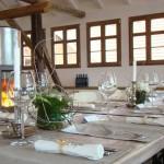 """Landgut Lingental: Restaurant """"OBEN"""" im ersten Testbetrieb mit einer privaten Party"""