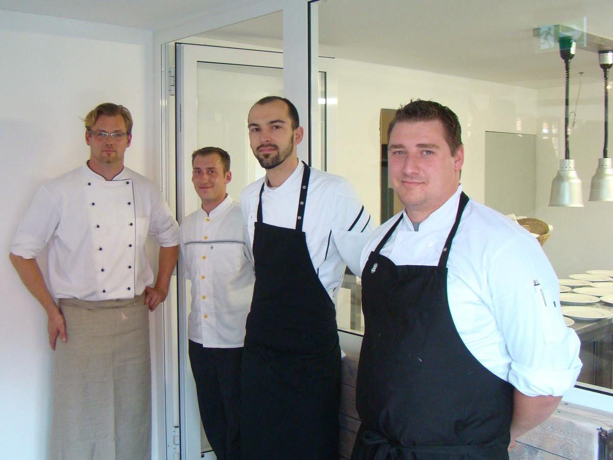 Landgut Lingental: Restaurant \