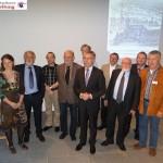 "Landrat Dallinger stellt Buch ""Kulturzentrum Stiftskirche Sunnisheim"" vor"