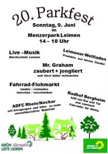 517 - Menzerparkfest