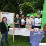 Da wurde der Mut belohnt: Das 20. GALL-Menzerparkfest blieb trocken!