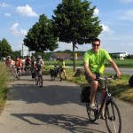 MdL Dr. Kai Schmidt-Eisenlohr auf Radrundfahrt durch den Wahlkreis
