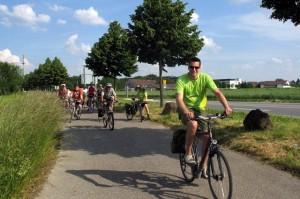 529 - Schmidt-Eisenlohr Radtour Wahlkreis