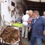 "Hubertusklause Ochsenbach: Gegrille ""Wildsau"" fand regen Zuspruch"
