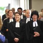 Pfarrerin Alexandra Mager in Nußloch feierlich in ihr Amt eingeführt