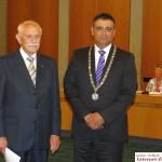 Bürgermeister Georg Kletti feierlich für zweite Amtszeit verpflichtet