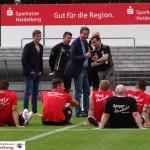 MSV Duisburg unterliegt – SV Sandhausen spielt weiter in der Zweiten Liga!