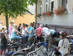 554 - Familien-Radwandern