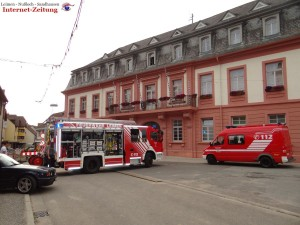 567 - Gasleck Rathausstrasse 1