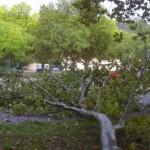 Starker Regen und heftiger Wind – ca. 114.000 EURO Schaden – keine Verletzten