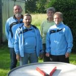 Nußlocher Minigolf-Senioren errangen Vizemeisterschaft