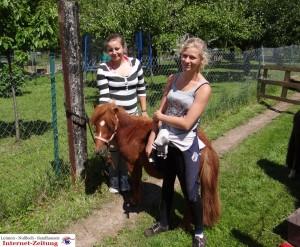 585 - Gnadenhof Sommerfest 3 - Pony Pferd