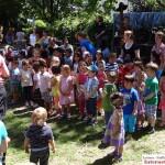 St. Georg Kindergarten beging 40-jähriges Jubiläum mit großem Sommerfest