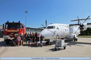 4 FLF und der Dornier 328