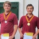 Bogensportfreunde Rhein-Neckar mit Landesrekord