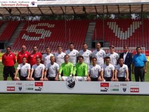 645 - SVS Mannschaft 2013-14 - 2