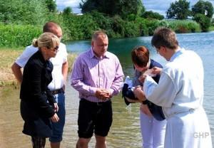 656 - Taufe am See